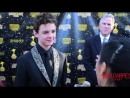 Max Charles TheStrainFX interviewed at the 43rd Annual Saturn Awards