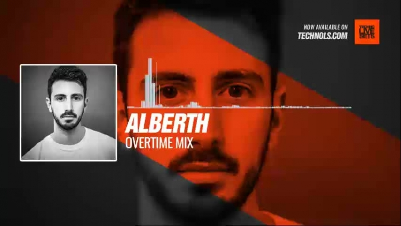 Techno Music with Alberth - Overtime Mix Music Periscope Techno