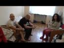Помощь жительницы Италии бывшим военнопленным