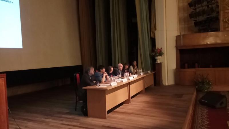 Выступление Е А Бунимовича на Конференции МСППН Психологическая экология семьи в мегаполисе