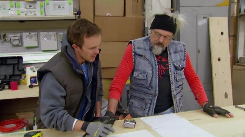 Discovery Аппараты Да Винчи 02 Штурмовая лестница Научно познавательный исследования 2009