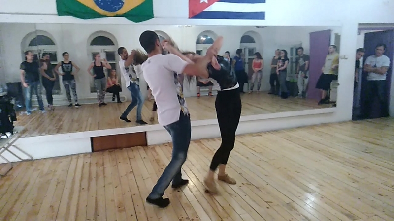 Lucas Oliveira Julia Yabedina 02.03.18 Alegria