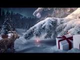 С Новым годом и Рождеством - ТИГРЫ - 2 минуты