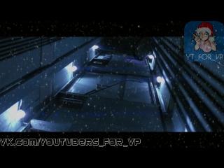 Хач пытается выбраться из лифта (BadComedian)