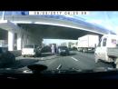 Авария на пересечении МКАД и ул. Свободы 03 августа 2017г