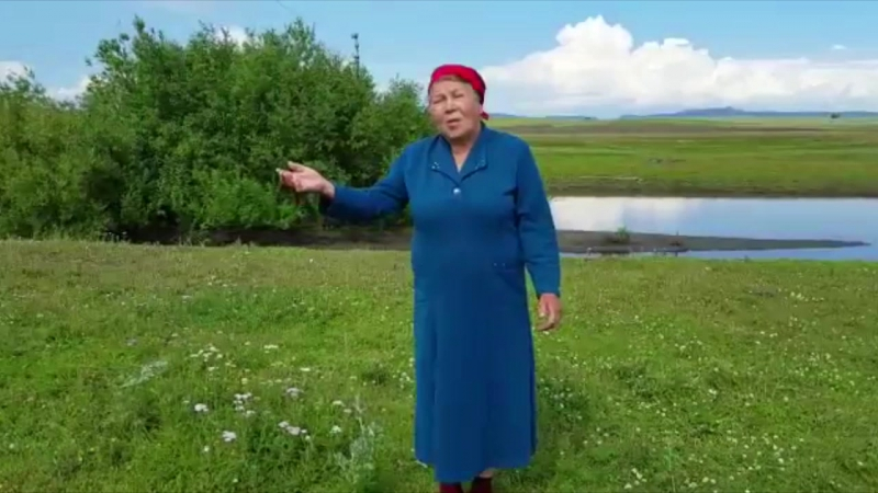 Айһылыу Ураҙгилдина, Баймаҡ районы Муллаҡай ауылы