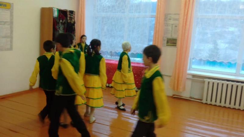 Башҡорт халыҡ балалар уйындарыМәсетле мәктәбе Салауат районы