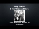 Jerry Garcia The Wildwood Boys 02-23-1963