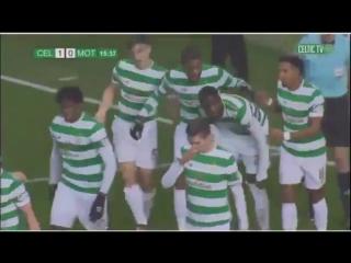 Edouard 1-0 M'Well
