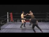 Daisuke Nakamura vs. Sen Nakadai (Hard Hit - Yes, We Are Hard Hit)