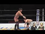 Joji Otani vs. Keisuke Goto (WAVE - Saturday Night Fever 2018 ~ February)