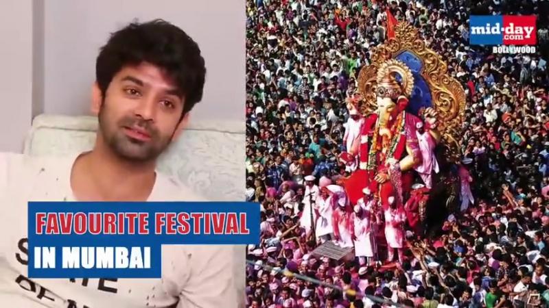 BarunSobti о своей любимой Мумбайской уличной еде, мумбайском жаргоне, о городе мечты и другом...🍔