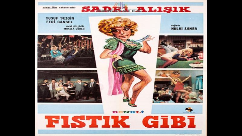 Fıstık Gibi - Hulki Saner 1978 Yusuf Sezgin Feri Cansel Sadri Alışık