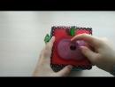 Кубик для развития мелкой
