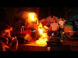 Света Сатья на Хангдрам фестивале в Гоа
