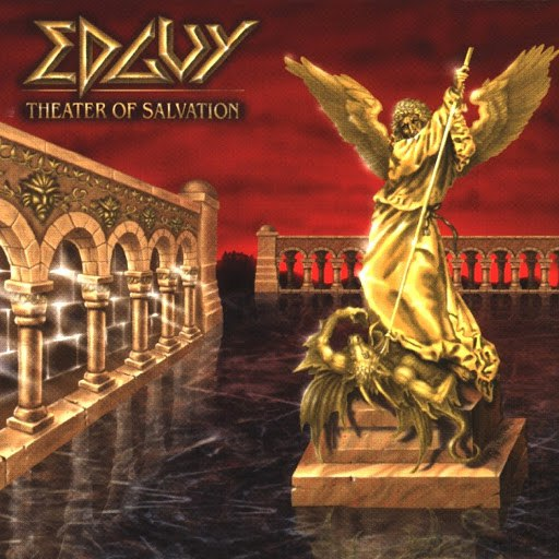 Edguy альбом Theater of Salvation