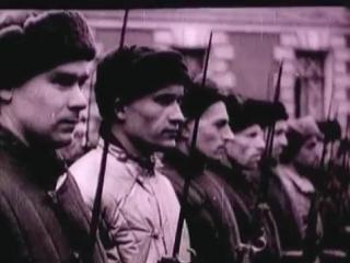 Песня московских ополченцев – Булат Окуджава