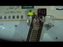 Король Саудовской Аравии в Москве