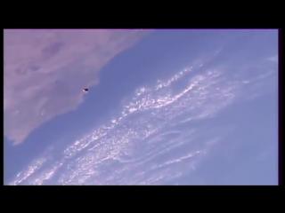 мкс - странный неопознанный летающий объект