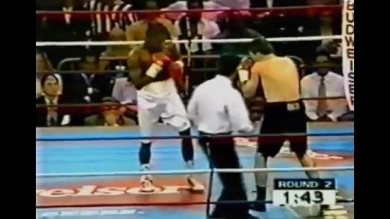 Floyd Mayweather Jr. vs Larry O`Shields.