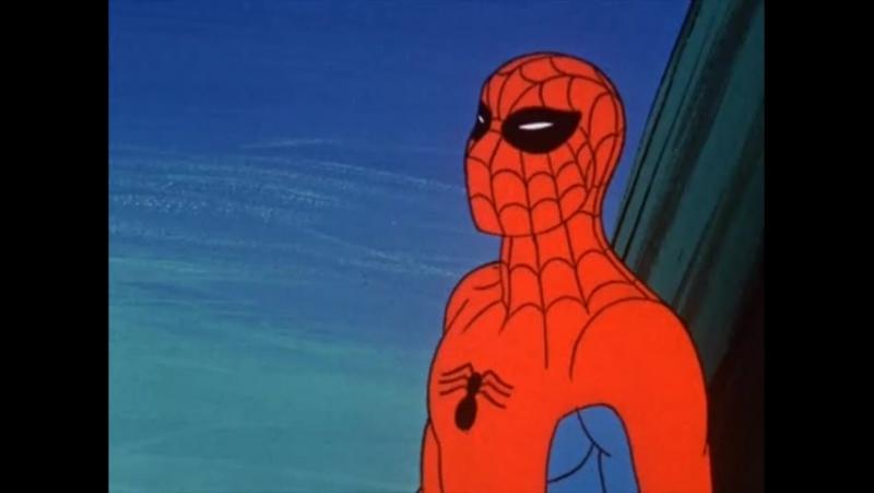 Настоящий Человек-паук 3 сезон 19 серия (1967 – 1970)