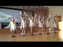 Танец Эскимосов Маша и 4 в