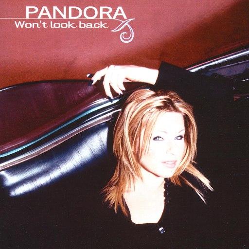 Pandora альбом Won'T Look Back