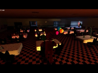 PLAY AS ROCKSTAR FOXY!! - Five Nights at Freddys 6 - FNAF Garrys Mod