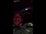 Snapchat Лингарда