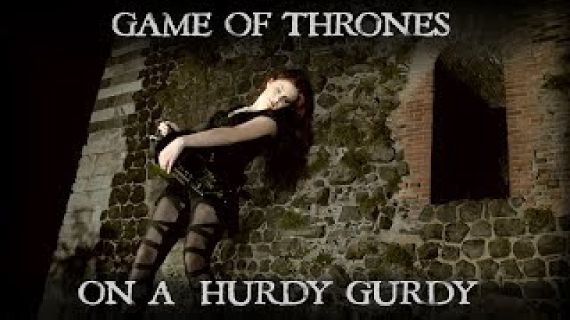 GAME OF THRONES PLAYED ON A HURDY GURDY Patty Gurdy