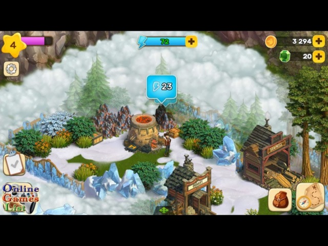 Klondike Adventures - Android ( Мобильный Клондайк) 1