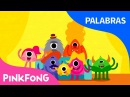 Familia | Palabras | Pinkfong Canciones Infantiles