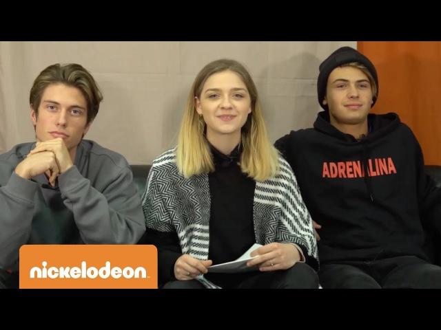 SlimeFest | Ehi Leus intervista Benji Fede | Nickelodeon