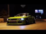 BABE - Akina  Nissan Silvia S13 Night Ride
