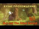 [БУХИЕ ПРОХОЖДЕНИЯ] Ori and The Blind Forest №1