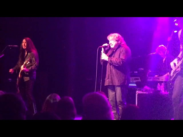 Lou Gramm waiting for a girl like you canyon club 2016