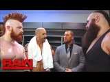 Curtis Axel aims to prove himself against The Shield Raw, Oct. 16, 2017