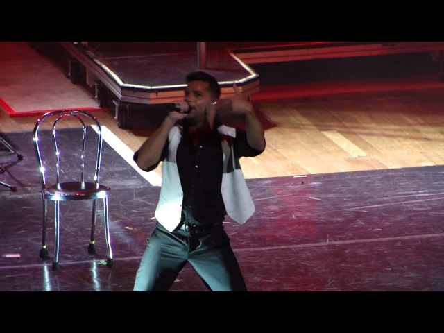Ricky Martin - Shake Your Bon Bon - São Paulo 26/08/11 MASTour HD[1080p]