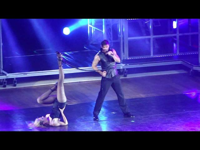 Ricky Martin - Frio - São Paulo 26/08/11 MASTour HD[1080p]