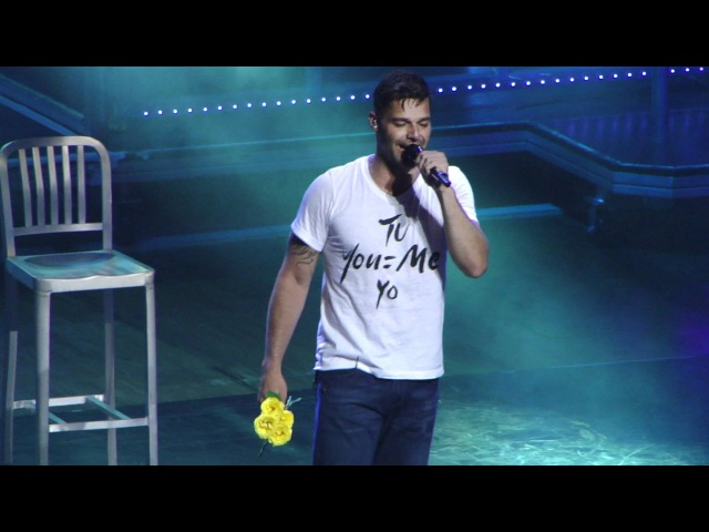 Ricky Martin - Lo mejor de mi vida eres tu / Maria - São Paulo 26/08/11 MASTour HD[1080p]