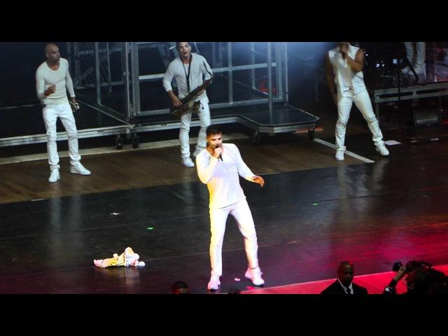 Ricky Martin - La Bomba / Pegate - São Paulo 26/08/11 MASTour HD[1080p]