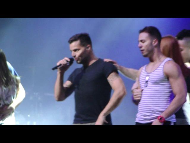 Ricky Martin - Mas - Hot Sound - MASTour São Paulo 26/08/11 HD[1080p]