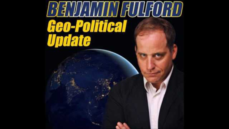 Benjamin Fulford March 27 2017 Immortality and Expansion into the universe when cabal is defeated