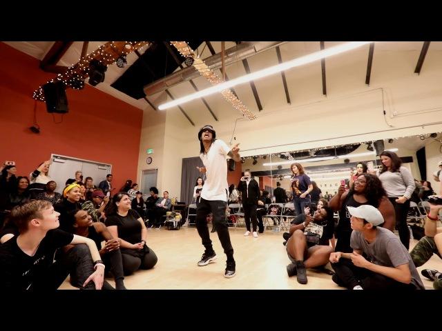 Les Twins | 2017 LA Workshop | Official Footage | Laurent: I'm so country sometimes