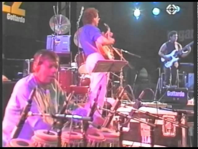 Ornette Coleman Prime Time Lugano 1991 (1/3)