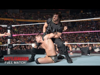 #My1 FULL MATCH - Cody Rhodes & Goldust vs. Seth Rollins & Roman Reigns: WWE Battleground 2013