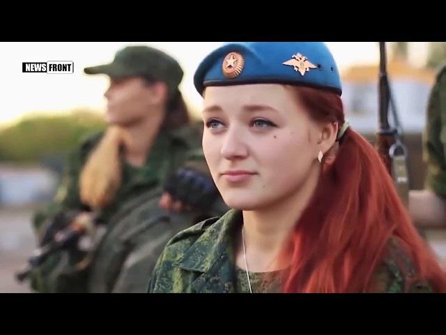 Добровольцы Новороссии. (Павел Юсов, Глеб Самеев, Толмач)