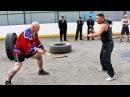 Боец MMA заставил зэков заниматься спортом Драки в тюрьме