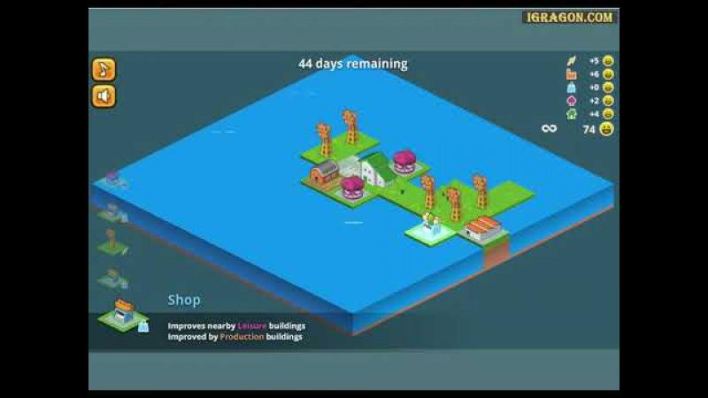 Симулятор строительства видео / геймплей