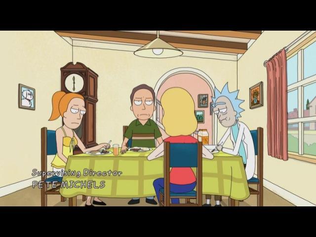 Рик и Морти 1 сезон 7 серия - Воспитание Газорпазорпа (Сыендук) | Rick and Morty S01E07 107 - Raising Gazorpazorp